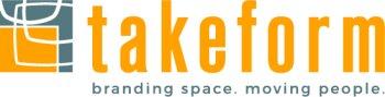 takeform logo
