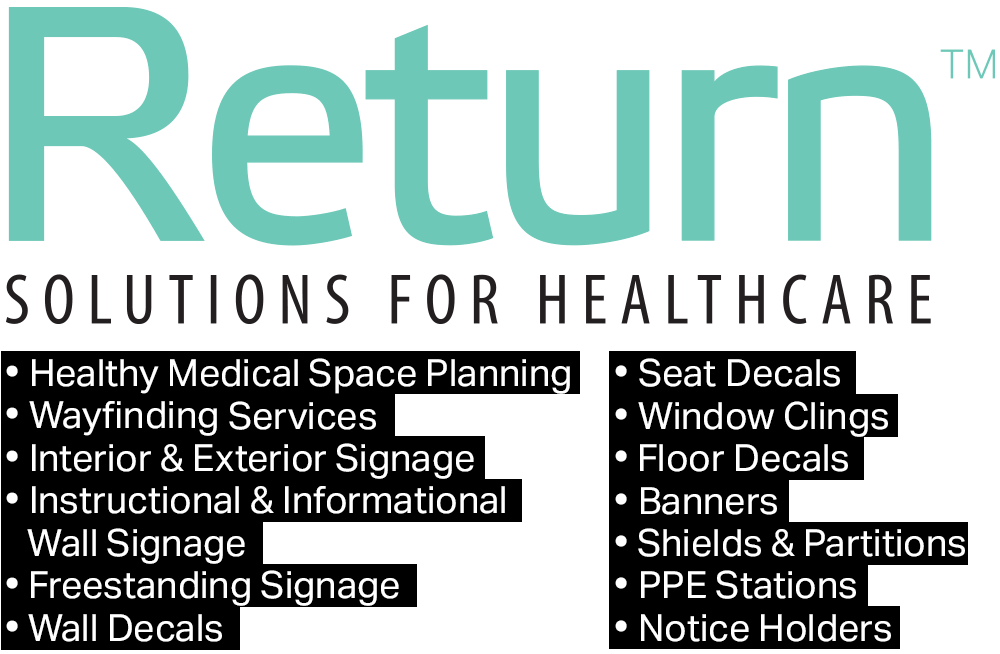 Return logo and table of contents