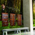 Applaud Recognition Display Donor Wall Moxie Graphic Panels Formica Laminate giving campaign acrylic
