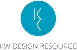 kw design logo