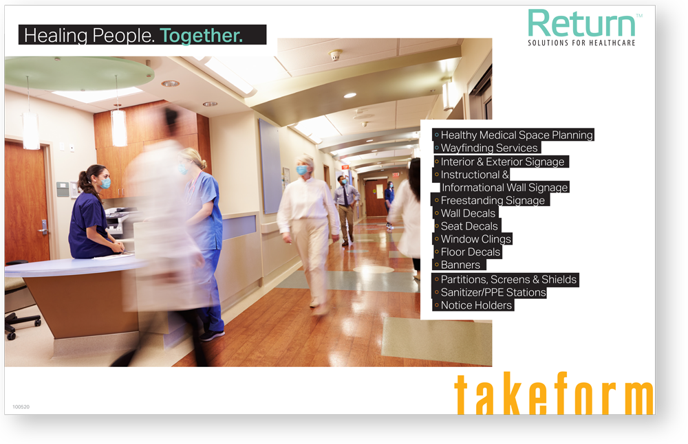 Return Healthcare brochure PDF