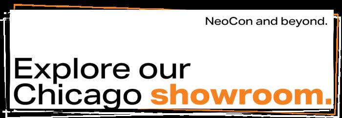 Explore our NeoCon Showroom