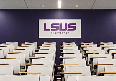LSUS auditorium
