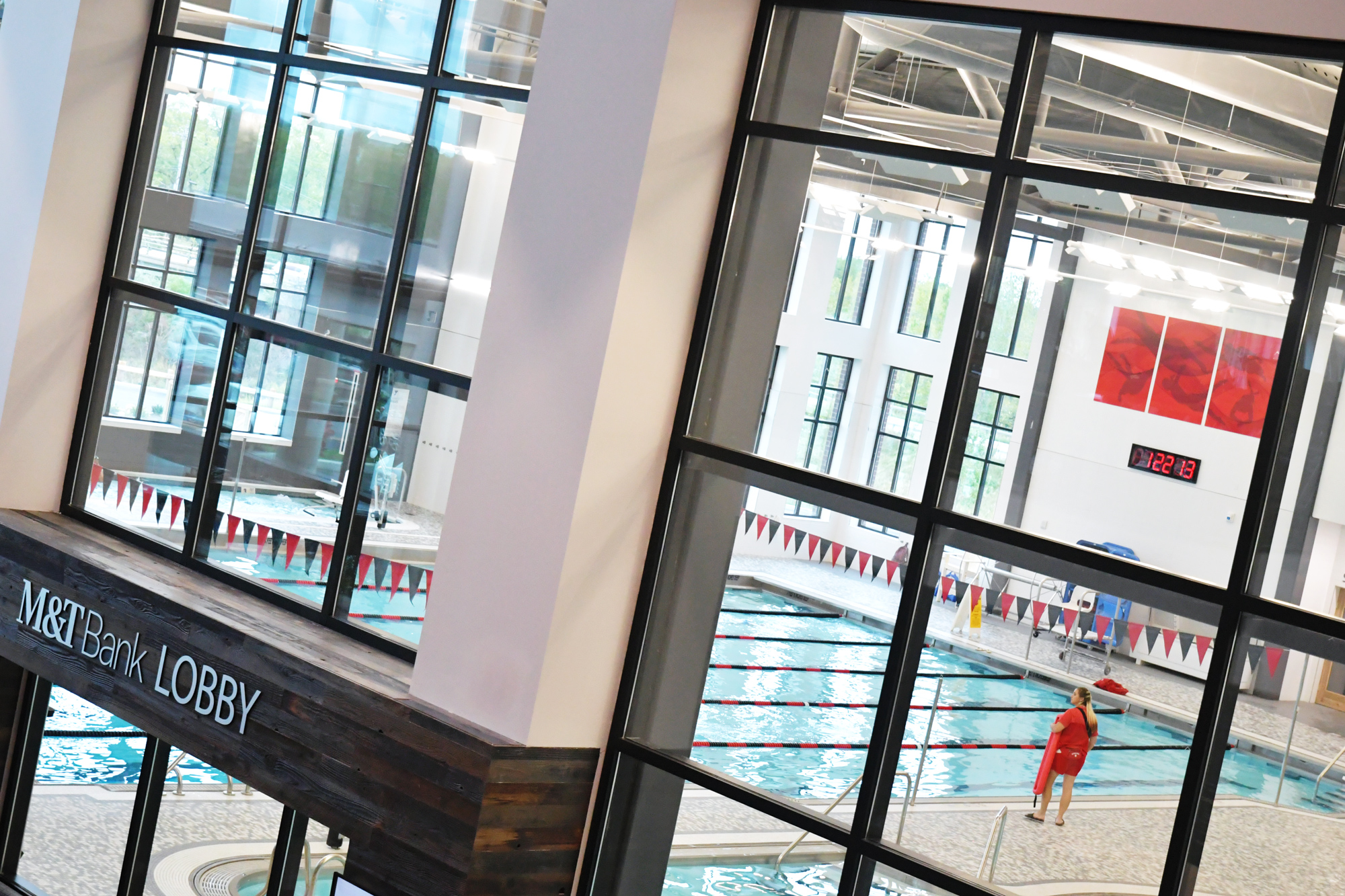 Aquatic Center at the YMCA