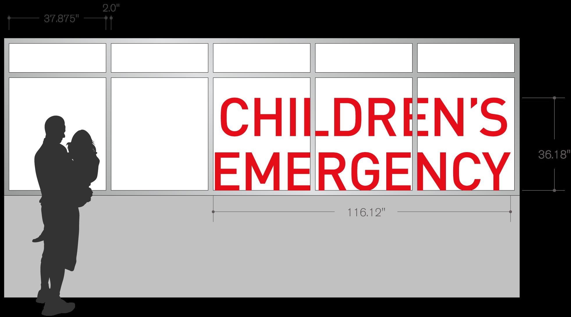Rendering of Childrens ER