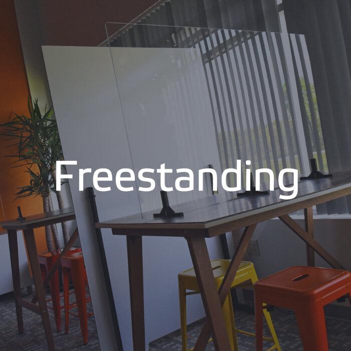 Adjoin Freestanding Button