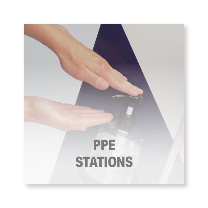 PPE Stations