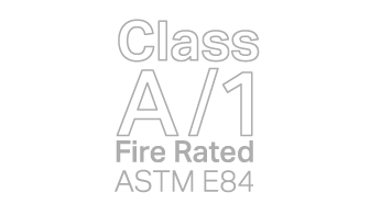 Calss A/1 Fire Rating icon