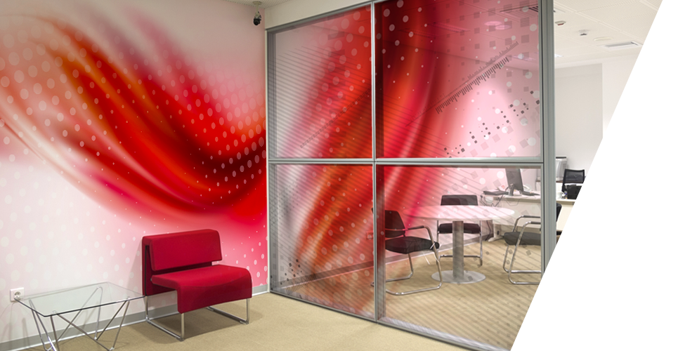 Window Film & Wallcovering Office
