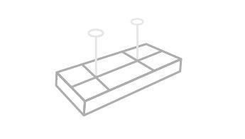 Acoustic Ceiling Cloud icon