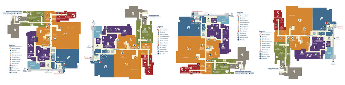 Project Profile: Highland Hospital on rochester general hospital map, strong memorial hospital map, geneva ny map, hilton ny map, highland nursing home massena ny, highland hospital oakland ca map,