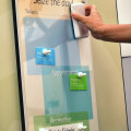 View patient communication board dry erase magnetic updatable paper insert signage wayfinding